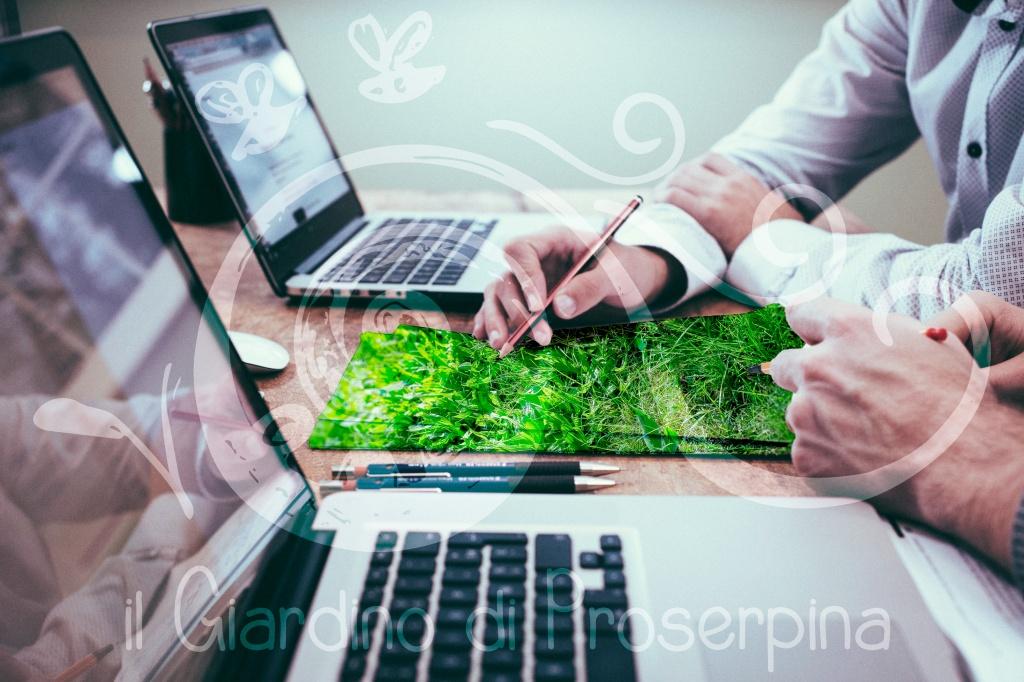Il Giardino di Proserpina - Azienda agricola biologica - orti sinergici - il progetto